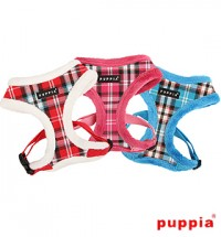 Puppia Fleece Lined UptownHarnesses (Available in 2 colours)