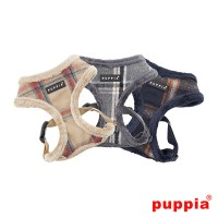 Puppia Kemp Fleece Lined  Harnesses (Available in 3 colours)