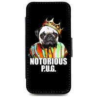 Notorious Pug iPhone 5/5s Case