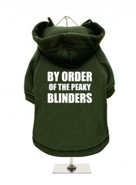 Peaky Blinders Fleece Lined Hoodie