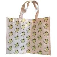 Flying Unicorn Pug Tote Bag