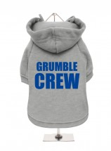 Grumble Crew Fleece Lined Hoodie (Available in 4 colours)