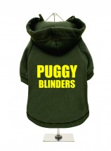 Puggy Blinders Fleece Lined Hoodie