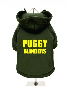 Puggy Blinders Fleece Lined Hoodie