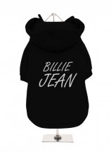 Billie Jean Fleece Lined Hoodie (Available in 2 colours)