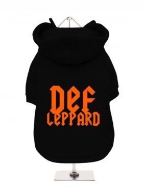 Def Leppard Fleece Lined Hoodie