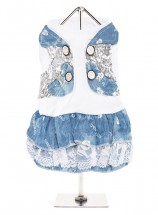 URBAN PUP DENIM DRESS