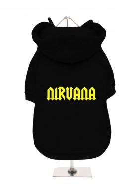 Nirvana Fleece Lined Hoodie