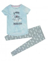 Pug Dreams Kids Pj Set (12 months -4 years)