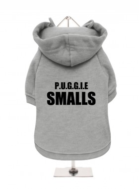 Puggie Smalls Fleece Lined Hoodie (Available in 3 colours)