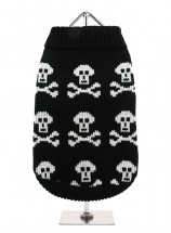 URBAN PUP SKULL SWEATER