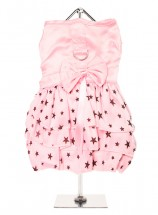 URBAN PUP PINK STAR DRESS