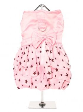 URBAN PUP PINK STAR DRESS