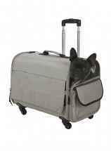Taupe Pet Carrier