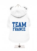 Team France  Fleece Lined Hoodie (Available in 3 colours)