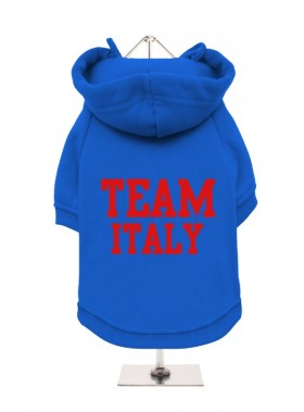 Team Italy  Fleece Lined Hoodie (Available in  colours)