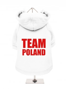Team Poland Fleece Lined Hoodie (Available in 2 colours)