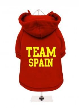 Team Spain Fleece Lined Hoodie