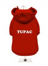 Tupac  Fleece Lined Hoodie