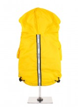 Yellow Windbreaker Jacket