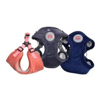 Puppia Classy Cord C Harnesses (Available in 3 colours)