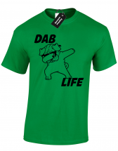 Mens Dab Life T-Shirt (Available in 8 colours)