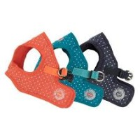 Puppia  Dotty llHarness Jacket (Available in 3 colours)