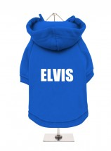 Elvis Fleece Lined Hoodie (Available in 4 colours)