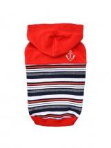 Puppia Oceane  T-Shirt Hoodie