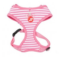 Puppia Beach Party Harness Pink