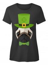 Ladies St Patricks Day T Shirt