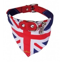 Brit Bandanna Collar