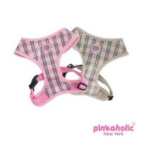 Pinkaholic New York Victorian Harnesses  (Available in 2  colours)