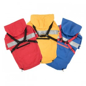 Puppia Wilderness Rain Coat (Available in 3 colours)