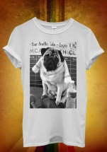 After Gym Unisex Pug T Shirt
