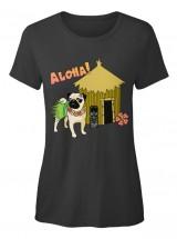 Ladies Aloha T Shirt