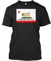 Unisex California Repuglic T Shirt