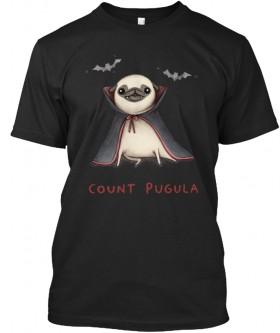 Count Pugula Unisex T Shirt