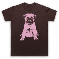 Cute Pug Puppy Kids T-Shirt (Available in 9 colours)