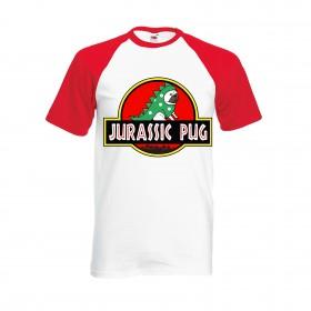 Unisex Jurassic Pug T Shirt