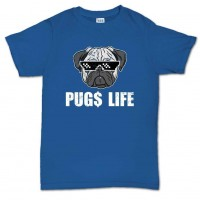 Pug Life Unisex (Available in 4 colours)