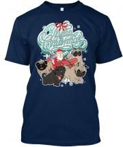 Cute Santa Slay Unisex Christmas T Shirt