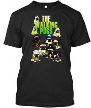 The Walking Pug Unisex T Shirt