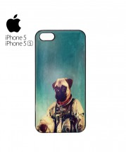 Astronaut Pug iPhone Cover