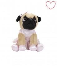 Ballerina Pug Soft Toy