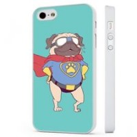 Funny Pug iPhone Case