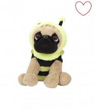 Bumblebee  Pug Soft Toy