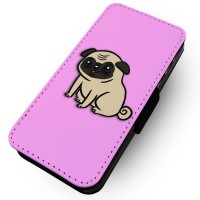 Cute Pug Cartoon Phone Case (For iPhone,Sony & Samsung models)
