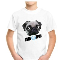 Kids Dan TDM  T Shirt (Available in 10 colours)