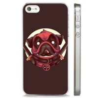 Deadpool Pug iPhone Cover